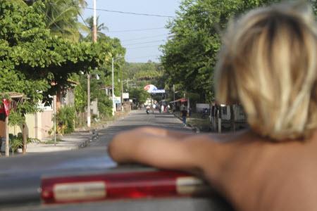 Travel to El Cuco