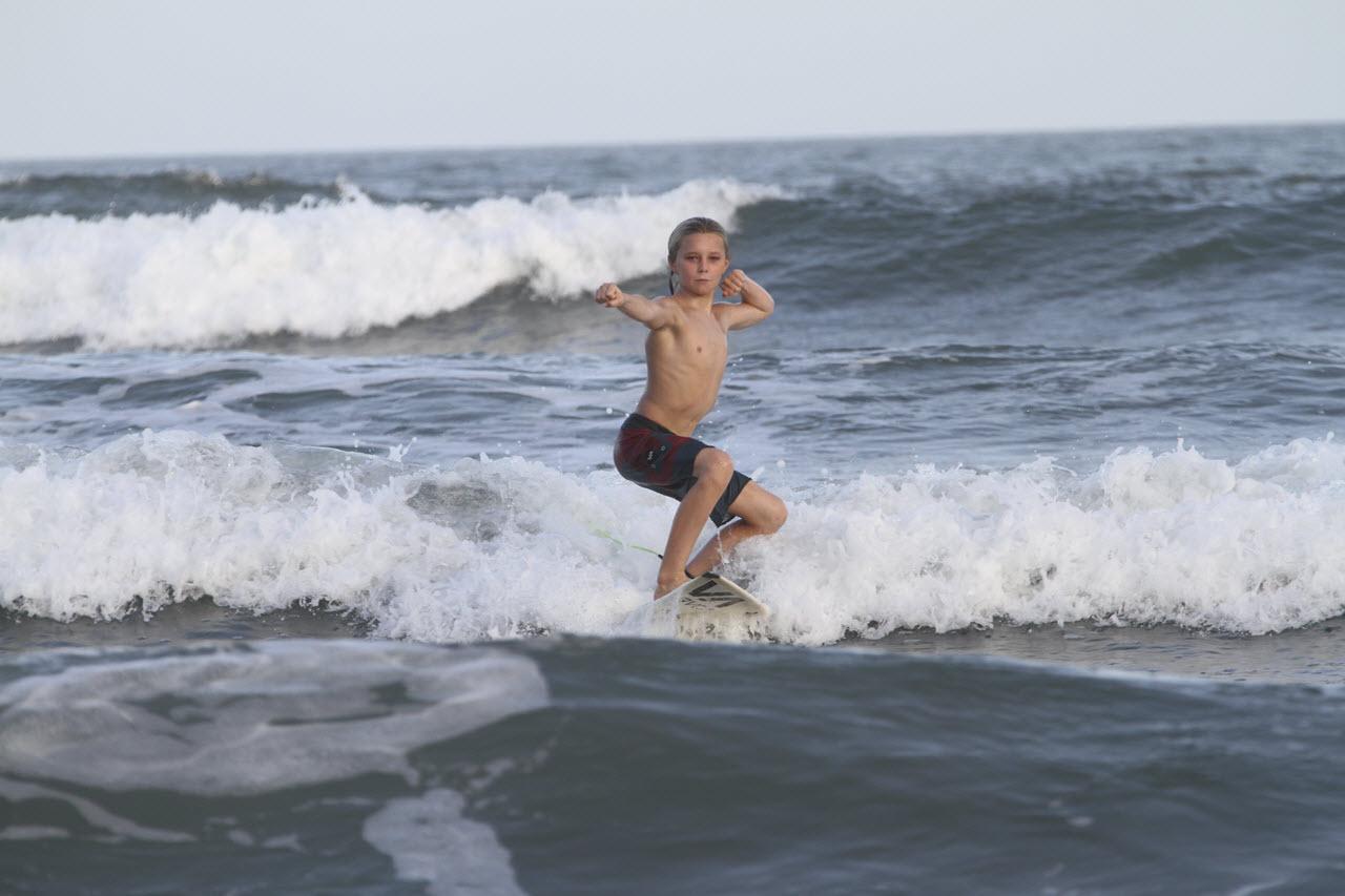 Surf Playa Las Flores